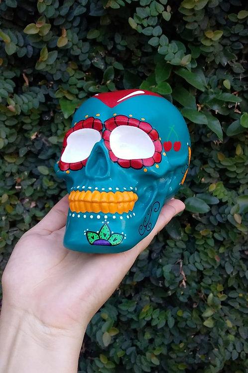 Caveira mexicana - Mig Art Design