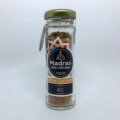 Tempero Aves - Madras