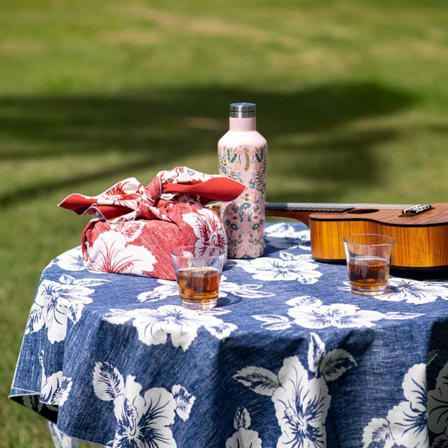 Furoshiki + Table Cloth