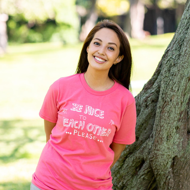 Be Nice to Each Other T-Shirts