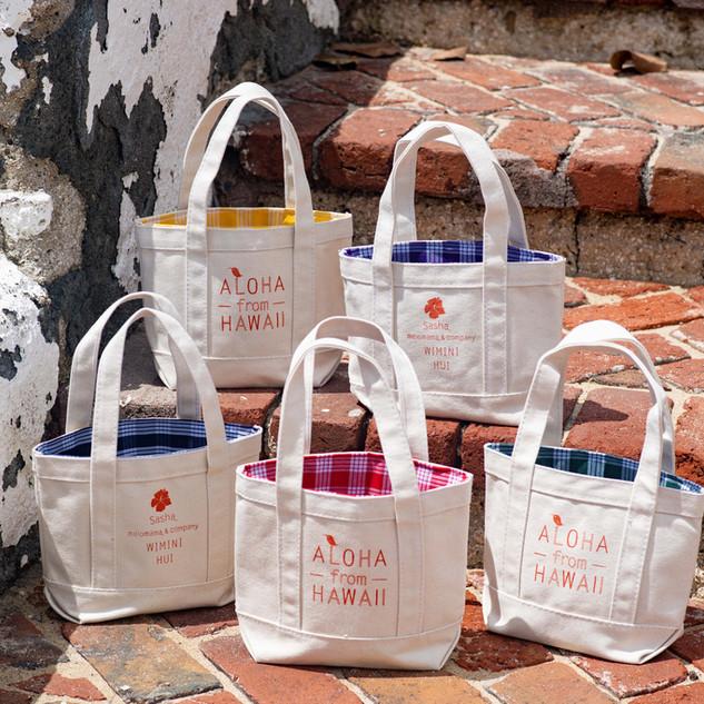 Hui #2  Mini Tote Bag