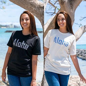 Aloha Equality T-shirts / アロハ イコーリティー Tシャツ