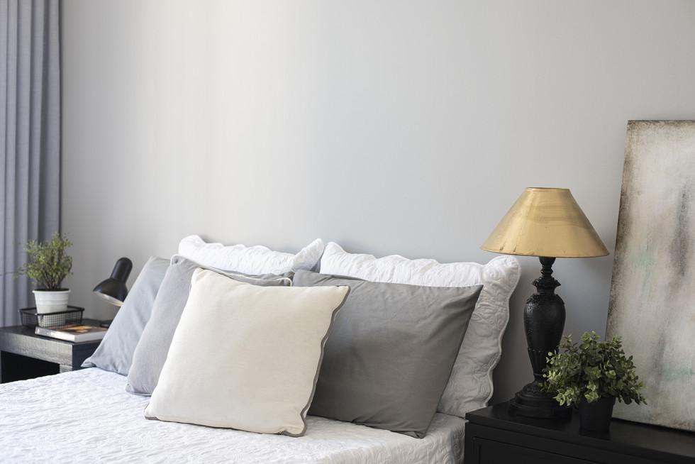 עיצוב חדר שינה מפנק