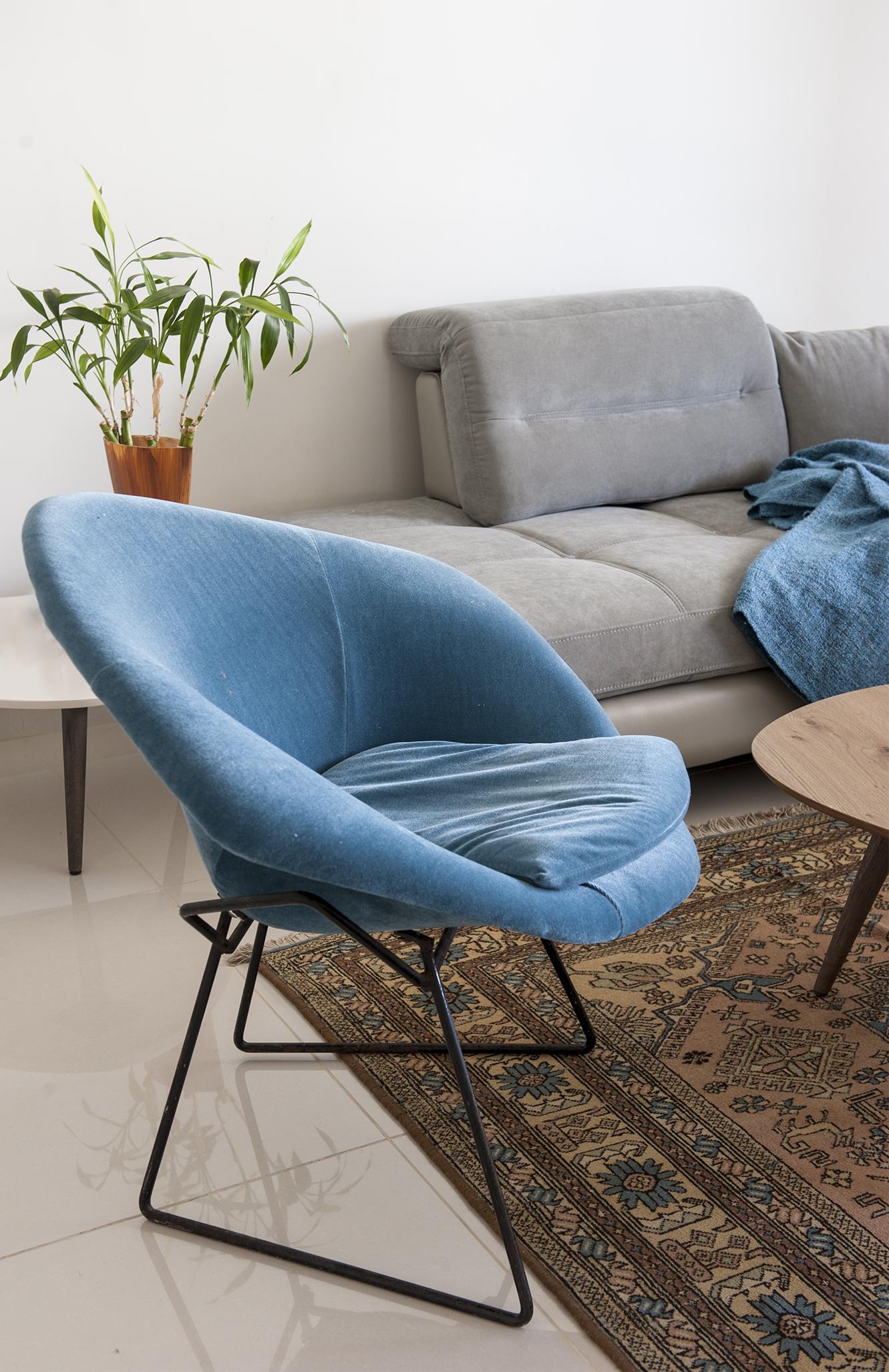 כורסת וינטאג מוינטאג רהיטים