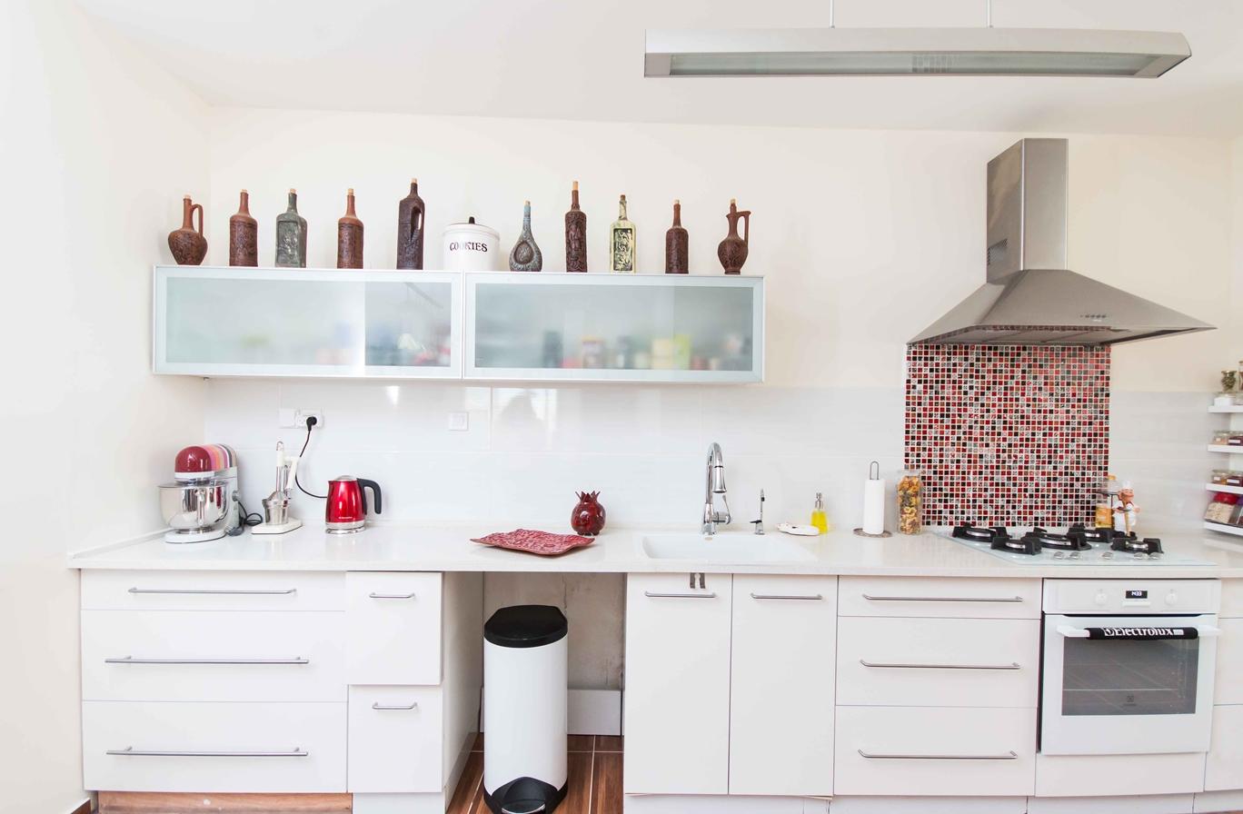 עיצוב ושדרוג מטבח בראשון לציון