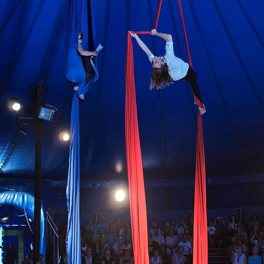 7 au 11 juillet Stage de cirque Enfants