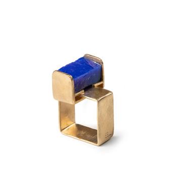 MUV SMALTO blu cobalto