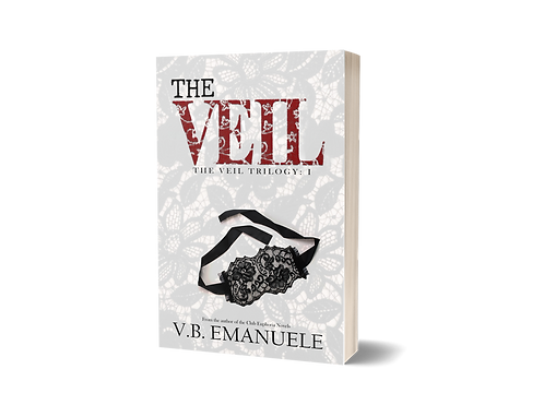 The Veil: Black Lace Paperback Package