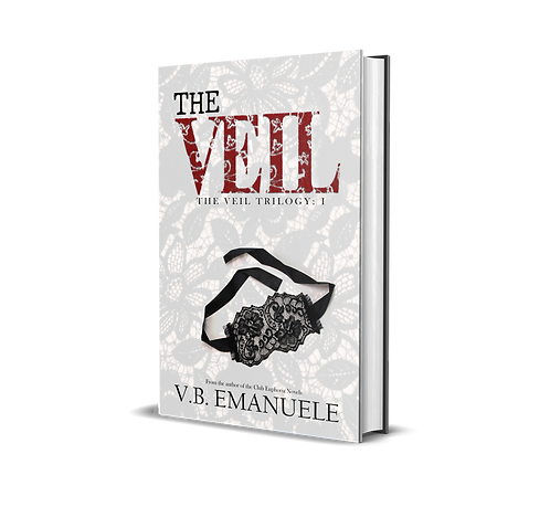 The Veil: Black Lace Hardcover Package
