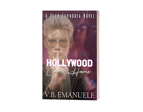 Hollywood Comes Home: Red Rope Paperback Package