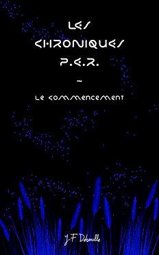 Couverture des Chroniques P.E.R. - Le Commencement