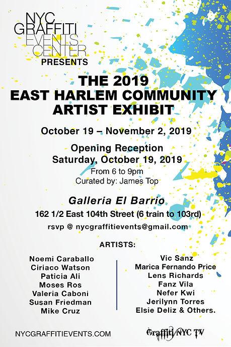 graffiti event center Community show 201