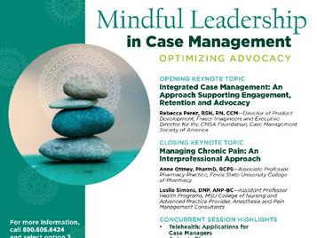 18th Annual Case Management Conference: November 1