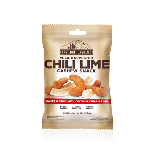 Chili Lime Cashew Snack