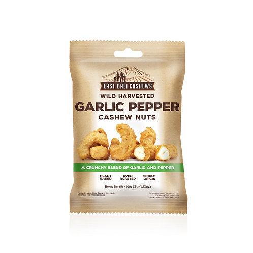 Garlic Pepper Cashew Nuts