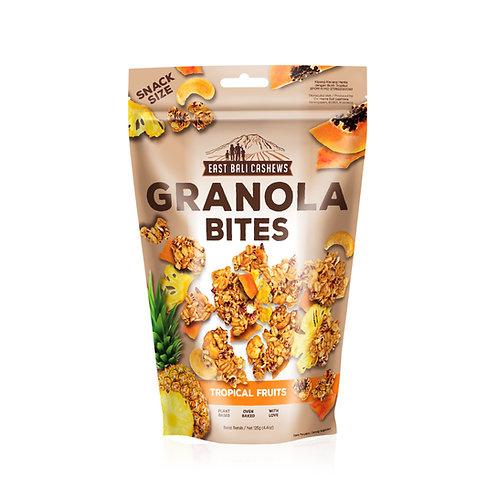 Tropical Fruits Granola Bites
