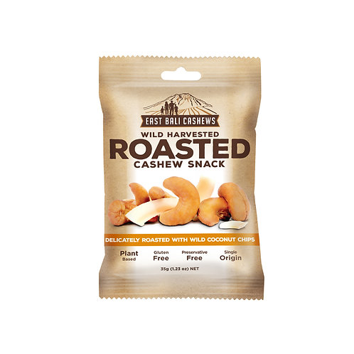 ROASTED CASHEW SNACK