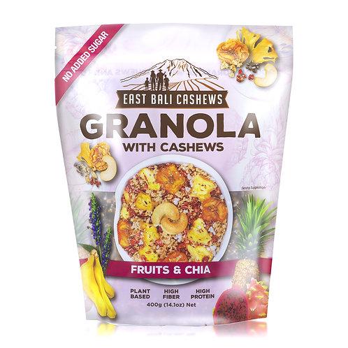 Fruits & Chia Granola