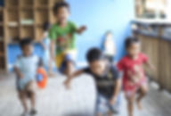 Anakardia Kids-Spacious playing area