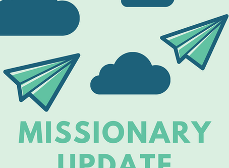 Summer Missionary Updates