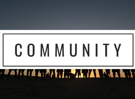 A Focus on Community