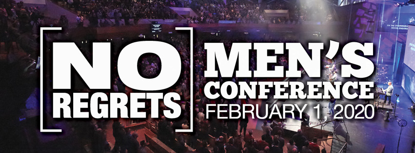 No Regrets Men's Conference 2020