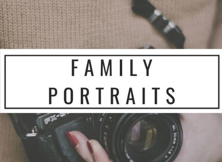 Family Portraits : Kevin Sowards