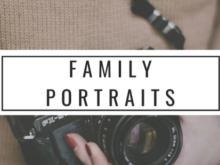 Family Portraits : Kevin Sowards