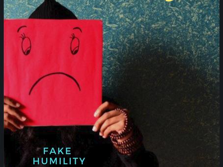 Real vs. Fake Humility