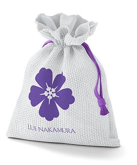 Packaging, brand an logo design for Lui Nakamura