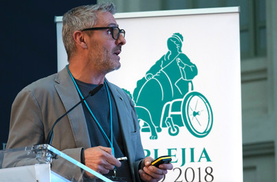 Congreso Paraplejia 2018 - Calidoscopio