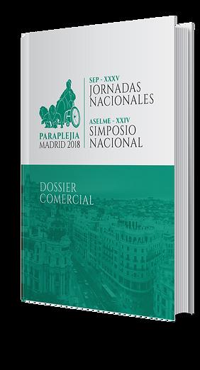 Diseño Editorial Congreso Paraplejia 2018