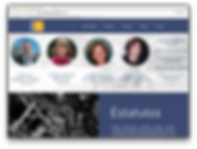 Diseño Web para sociedad Médica SEP