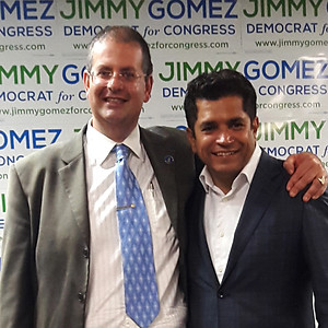 Congressman Elect Jimmy Gomez (CD-34th)