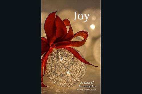 Joy - 24 days of Restoring Joy