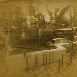 Silwersteam Steampunk steam engine 4