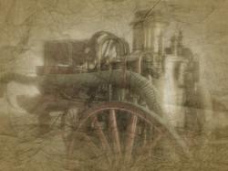 SilwerSteam steampunk steam engine 3