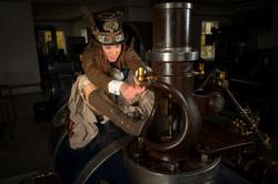 SilwerSteam steampunk mechanic 4