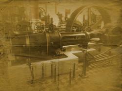 SilwerSteam Steampunk steam engine 1