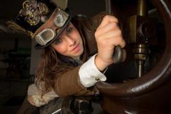 SilwerSteam steampunk mechanic 5