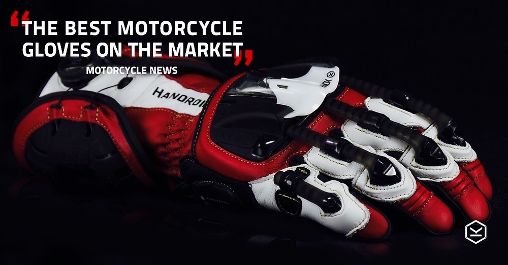 The next generation of motorcycle race glove
