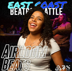 Top 16 at East Coast Beatbox Battle 2018