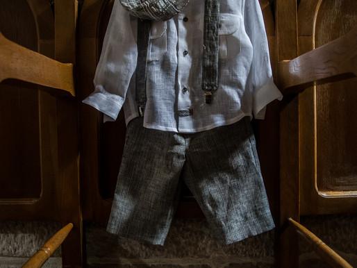 Jason christening in Paros