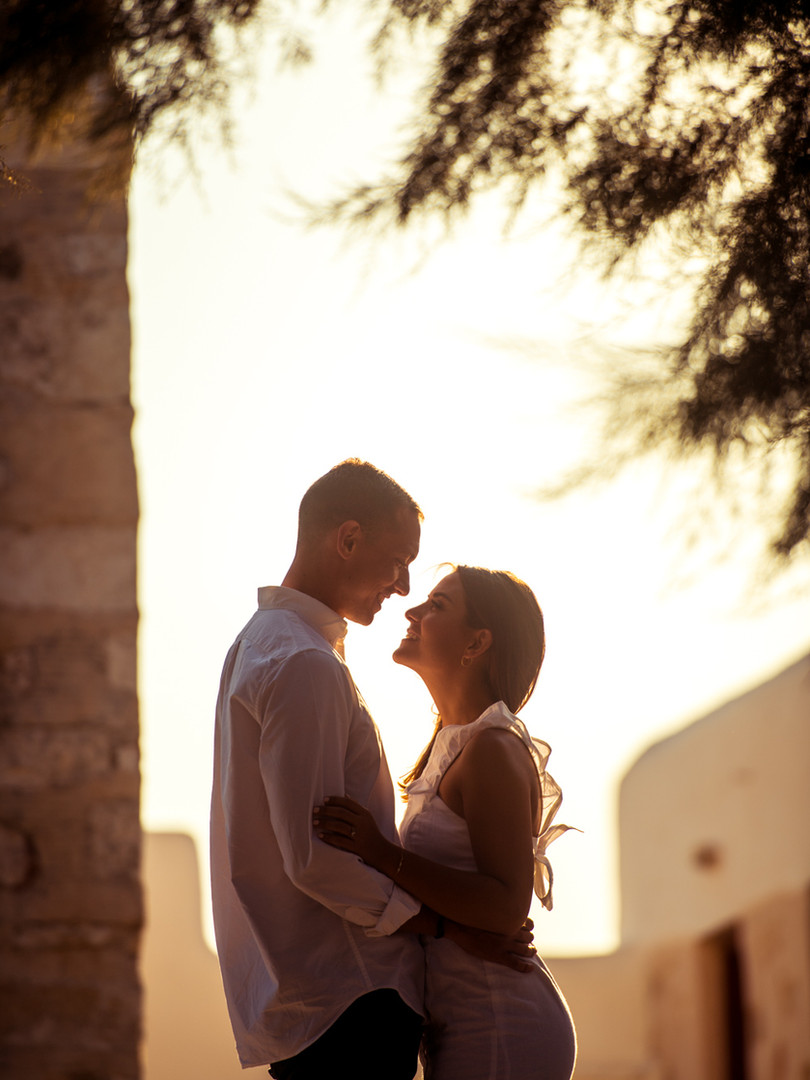 Paros engagement photographer | Simeonidis Xrisovalantis