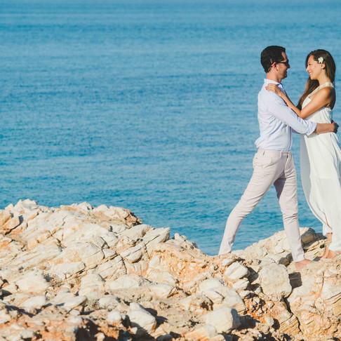 Sheila & Hugo pre wedding