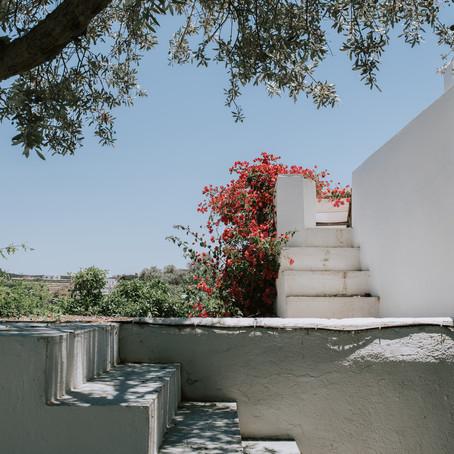 Laure & Lo, wedding in Sifnos