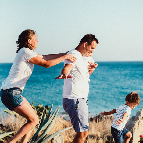 Paros family photographers