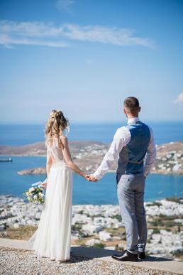 Paros wedding photography | wedding in Paros