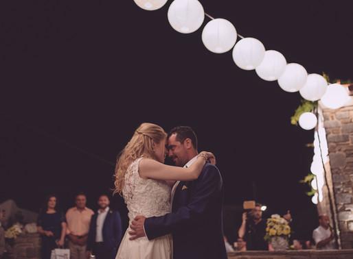 Margarita & Theo wedding in Paros