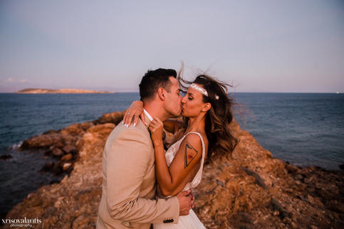 Paros wedding photographer|wedding Greek wedding photographer